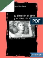 El Sexo en El Cine y El Cine de Sexo - Ramon Freixas