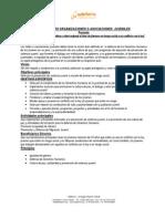 Perfil de Organizaciones. Proyecto Justicia Restaurativa.