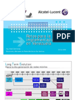 Alcatel Lucent LTE