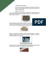 Materiales y Fabricación Del Cemento