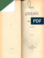 """Arturo Graf, """"Della poesia popolare romena"""", in «La nuova antologia», 12, XXX (1875), pp. 5–36"""
