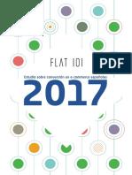Estudio Ecommerce 2017 Flat101