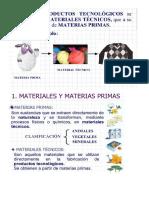 Materiales de Uso Técnico