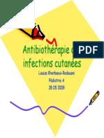 Atb Infections Cutanees Bua 2009-05