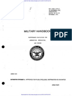 27064203 Department of DEFENSE Mil Hdbk 1028 3 Military Handbook Maintenance Facilities for Ammunition Explosives and Toxins 31 December 1987