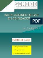 Conferencia Técnica de Gas