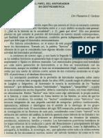 El Papel del Historiador en Centroamerica.pdf