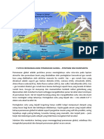 7 Upaya Menanggulangi Pemanasan Global