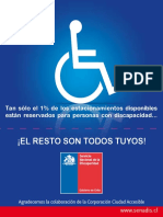 Folleto Acerca de Discapacidad