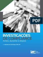01-E-book Investigação de Compliance