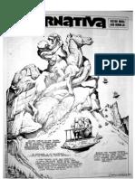 Alternativa II, cómic de Víctor Mora y Luis Bermejo