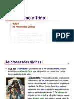 Trindade 06 Processoes Divinas