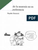 Cuando la neurosis no es de transferencia [Haydée Heinrich] (1).pdf