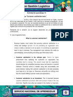 Evidencia 3 Workshop Customer Satisfaction Tools