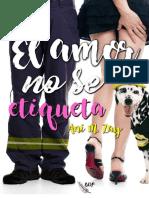 El Amor No Se Etiqueta- Ani M. Zay