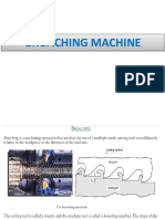 28. Broaching Machine