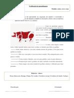 Teste Diagnóstico Sobre Cortes de Carne- Imprimir