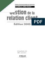 Gestion Relation Client c4