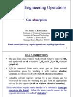 AVP - Gas Absorption