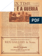 1966-67 REX TIME, números 1 - 5