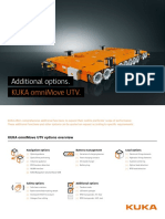 KUKA OmniMove Additional Options
