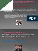 Dr. Fernando Flores Tejo. Acto Administrativo y Responsabilidad Patrimonial Del Gobierno Del