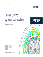Gear Optimization by Mr.ralf Bratz