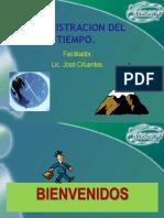 RED FASCO- Presentación Seminario Admin Del Tiempo