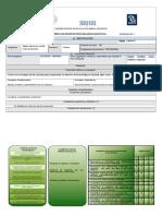 Formato Secuencia 2015