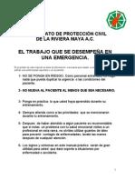 Manual de Primeros Auxilios Basicos