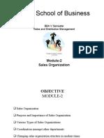 a51fcSales Organization