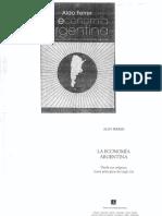 Aldo Ferrer - La Economía Argentina. Desde Sus Orígenes Hasta Principios Del Siglo XXI