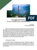 Teología Del Pacto La Ley, Justificación y Santificación - Tom Hicks