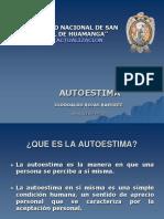 AUTOESTIMA -curso actualizacion