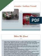 Retailing Formats