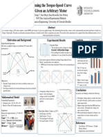 Final Project Poster - Torque-Speed Curve