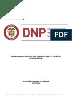 Guia de Vigilancia Epidemiologica Para El Control Del Riesgo Psicosocial