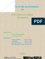LC of Cotton