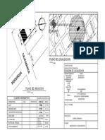 Plano de Ubicaion de Localizacion-model