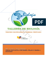 Unidad 1 Biologia 2018