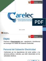 Carelec Presentación 02-04-2018 Final