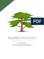Business Intelligence Data Warehouse Project Plan