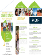 Summer Camps in Spain for Teens