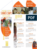 Summer Camps for Children in Spain ZadorSpain