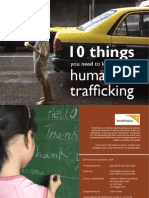 Things You Need to Know About Child Trafficking