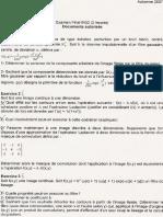 UTBM Traitement Et Analyse d Images Numeriques 2007 GI