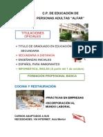 Publicidad Dos Paginas