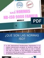 Normas NB iso 9000