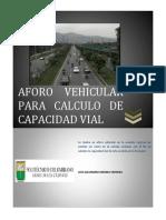 Capacidad Vial Av. Regional