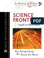 (Facts on File Science Library) Spangenburg, Ray_ Moser, Diane_ Spangenburg, Ray-Science Frontiers, 1946 to the Present-Facts on File (2004)